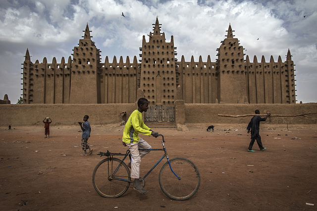 Daily Life in Djenné, Mali
